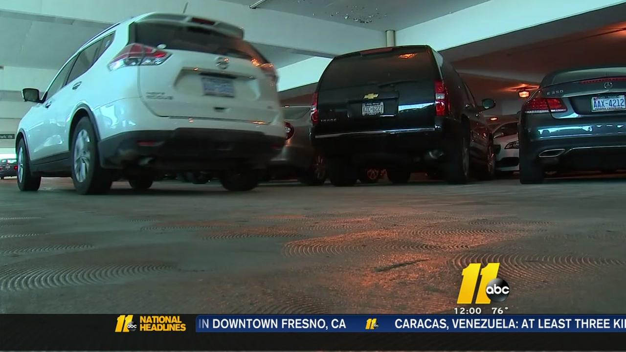 RDU announces major parking deck renovations