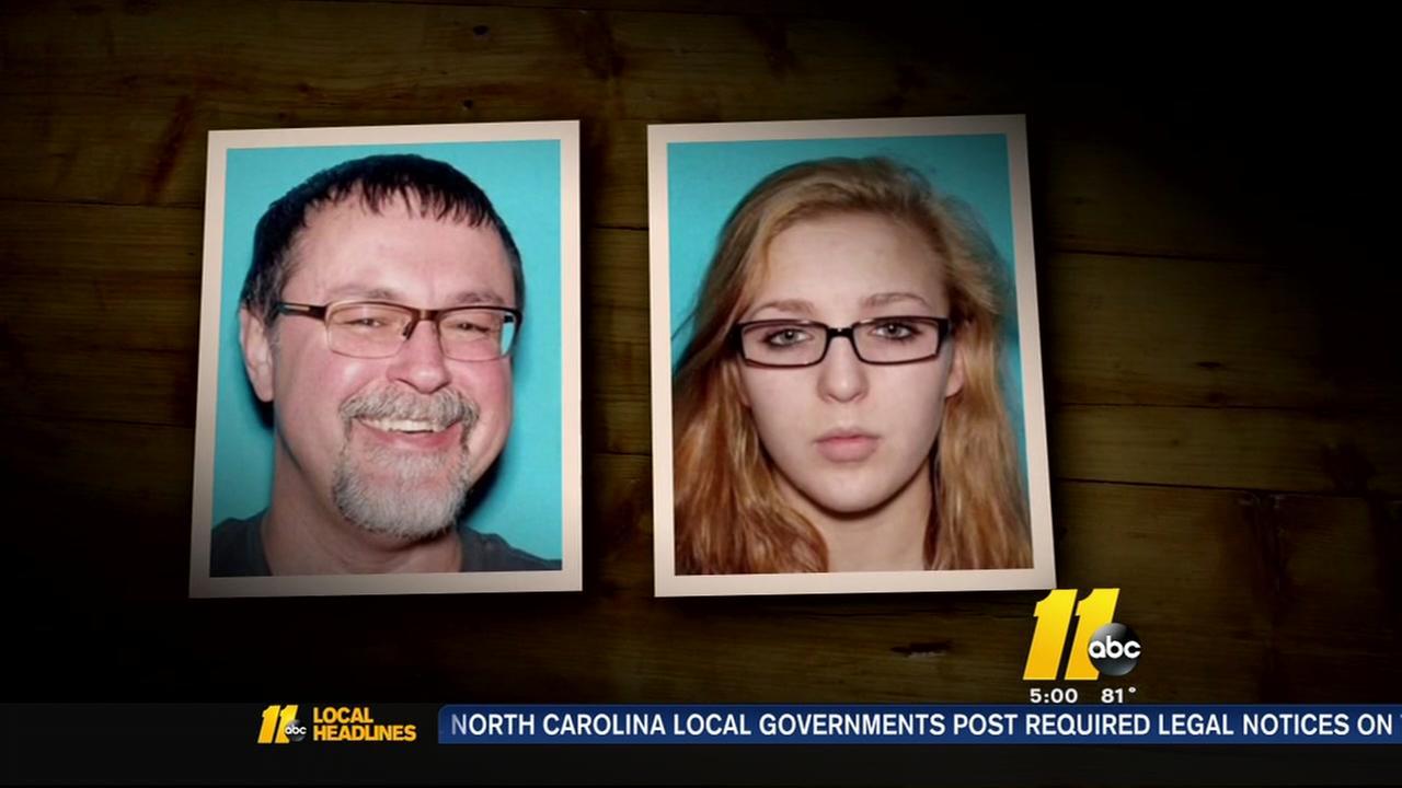 Former teacher arrested, missing girl found