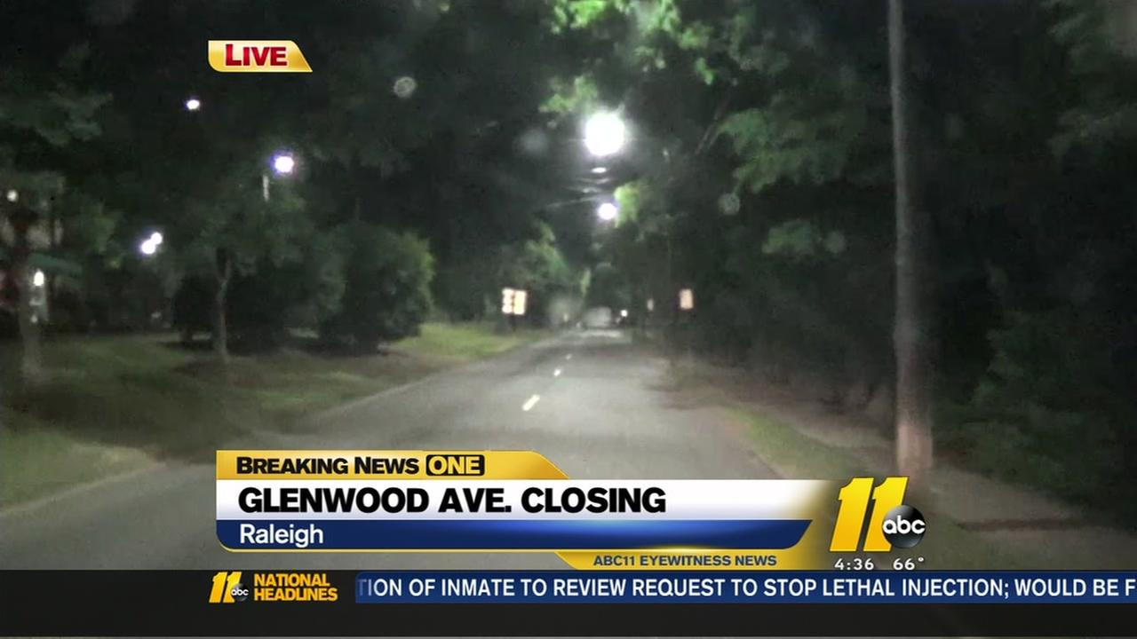 Raleigh closing part of Glenwood Avenue this weekend