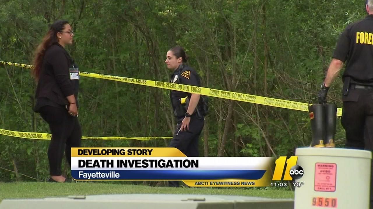 Body found decomposing in Fayetteville