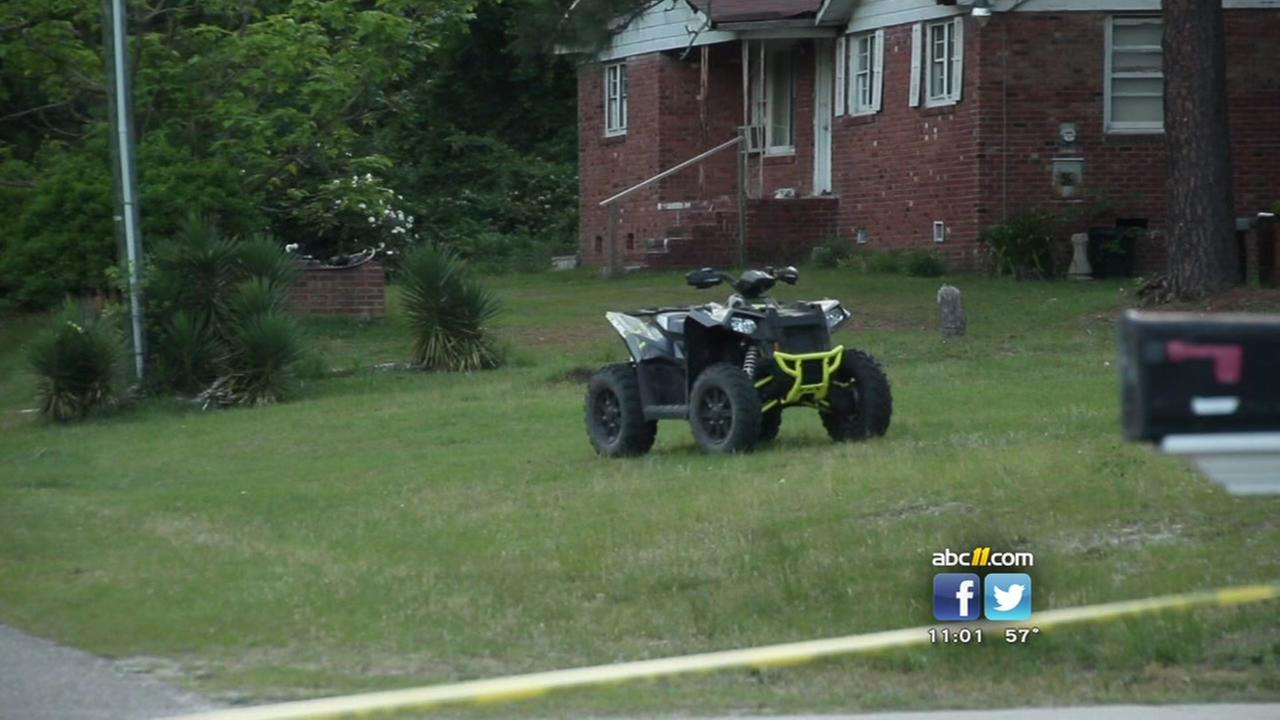 4-year-old struck by ATV in Cumberland County