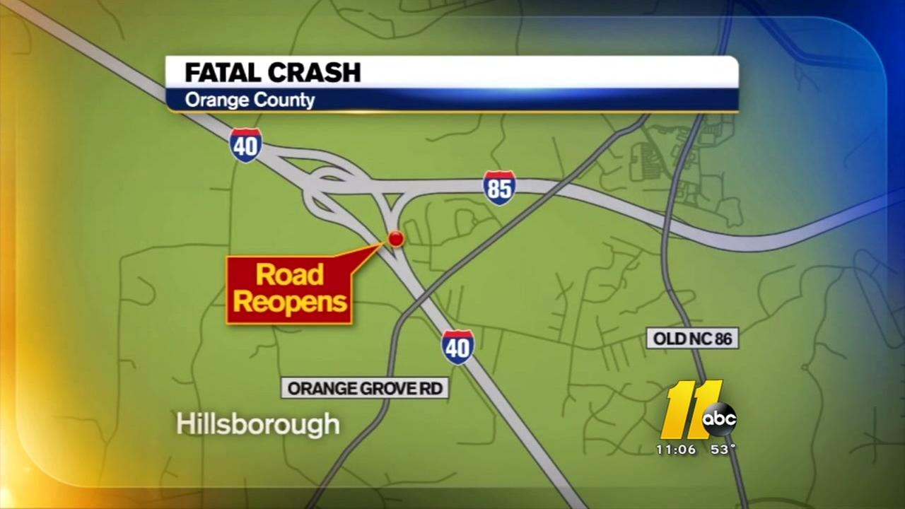 1 dead after accident on I-40 Eastbound