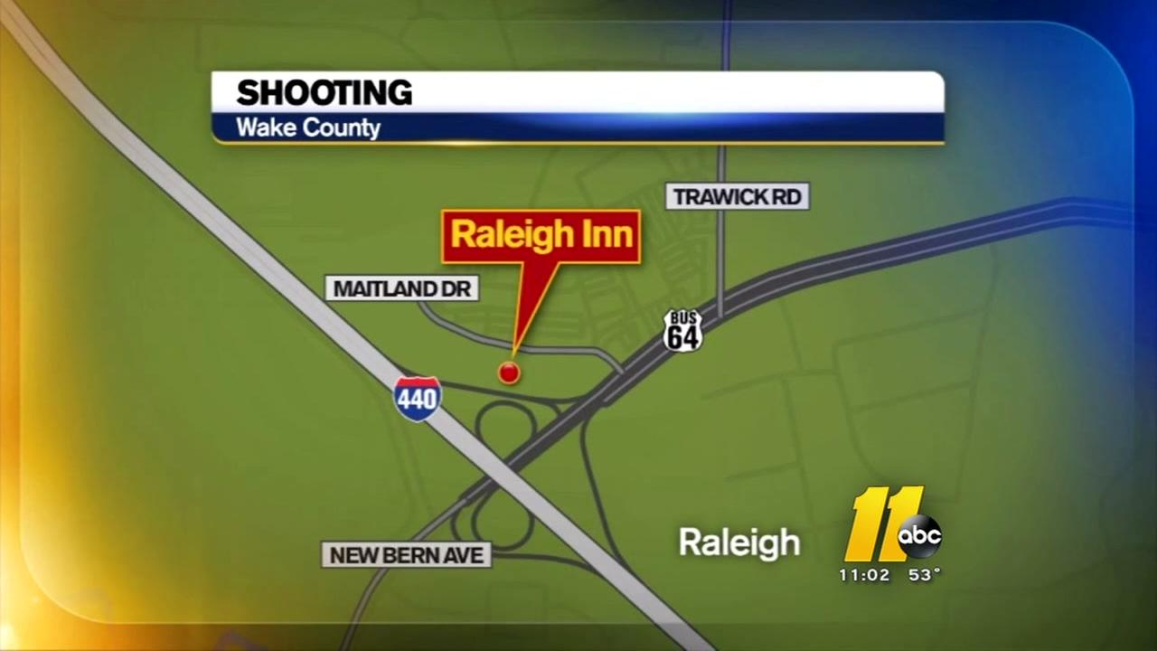 Police search for Raleigh Inn shooter