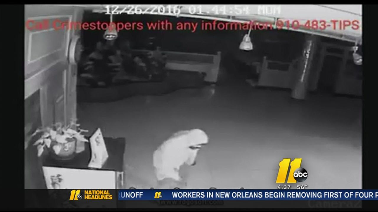 Fayetteville police search for suspect who robbed 20 Asian businesses