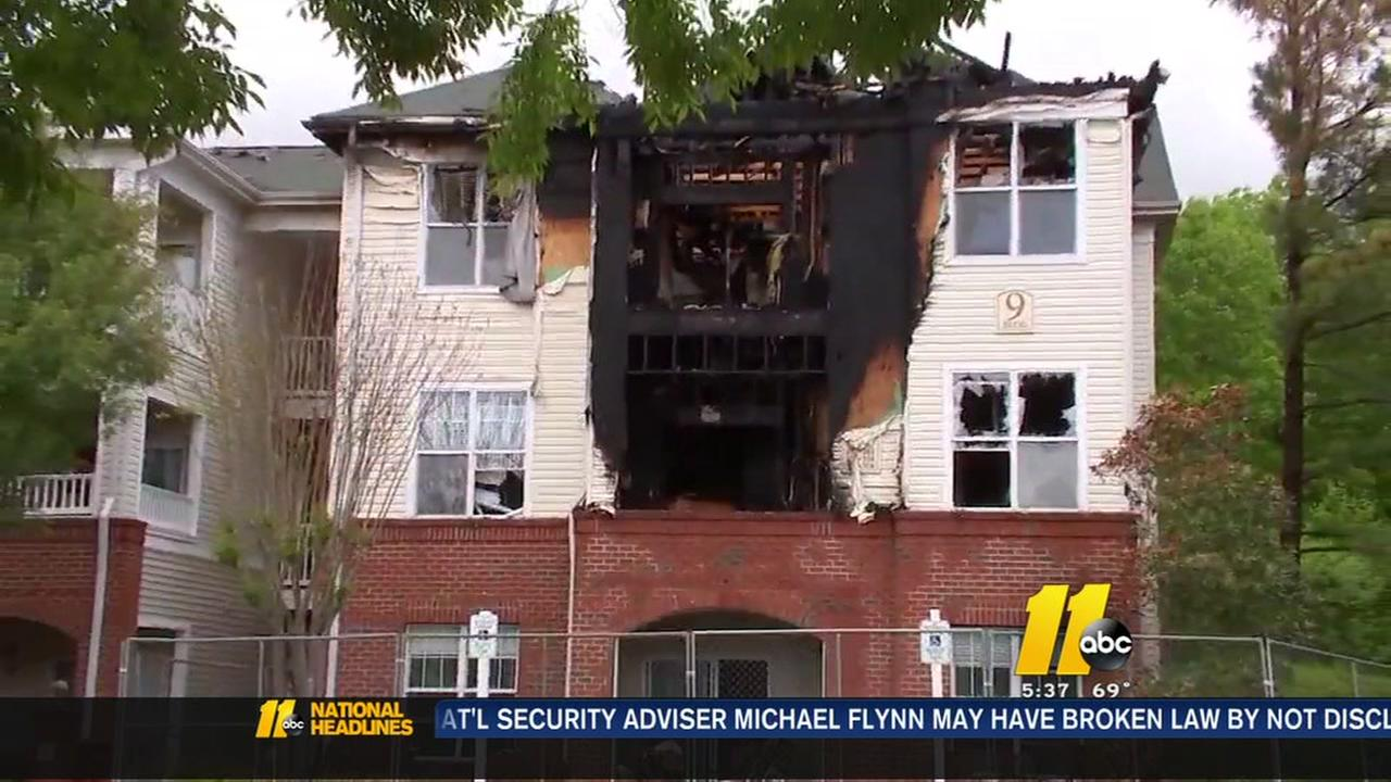 Durham man forced out of home following recent fire