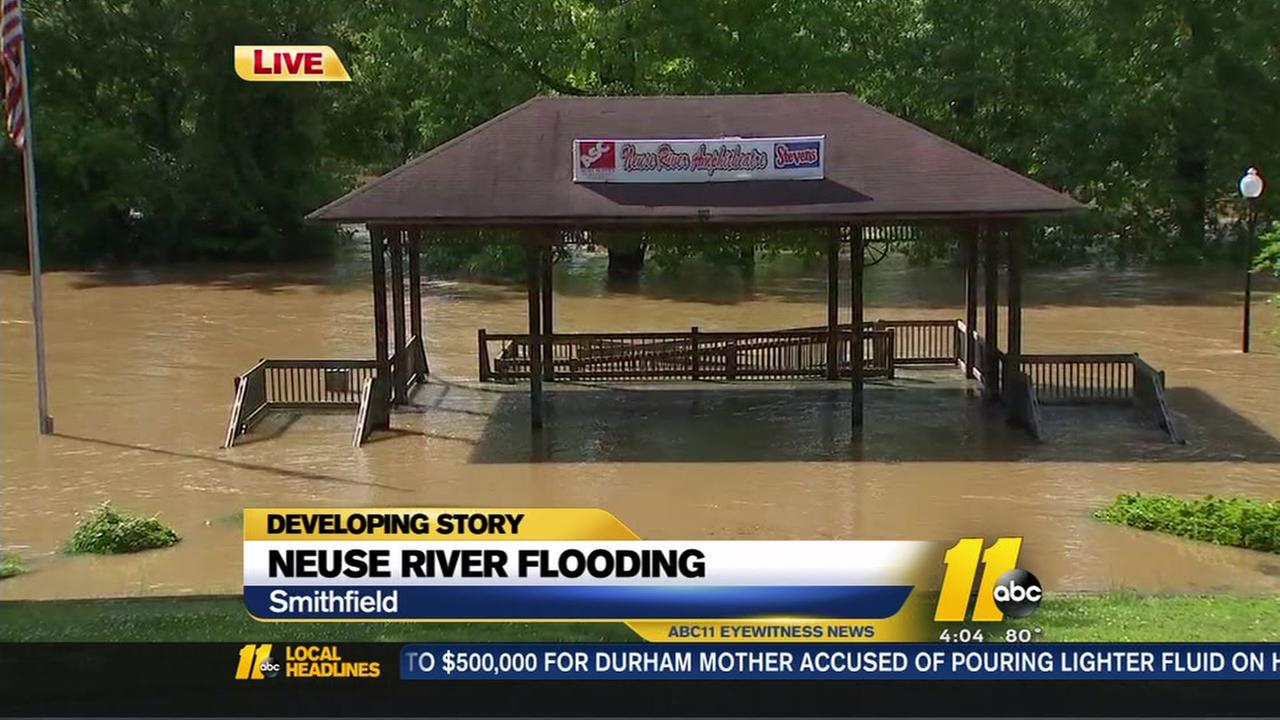 Flooding still a concern across central NC