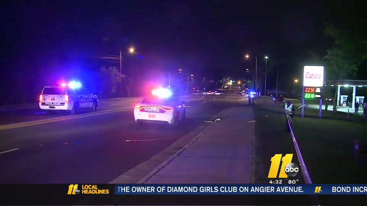 Driver sought after elderly man killed in Durham hit-and-run