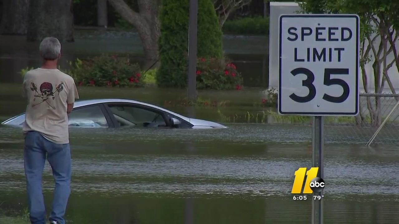 Flooding still major concern in some areas
