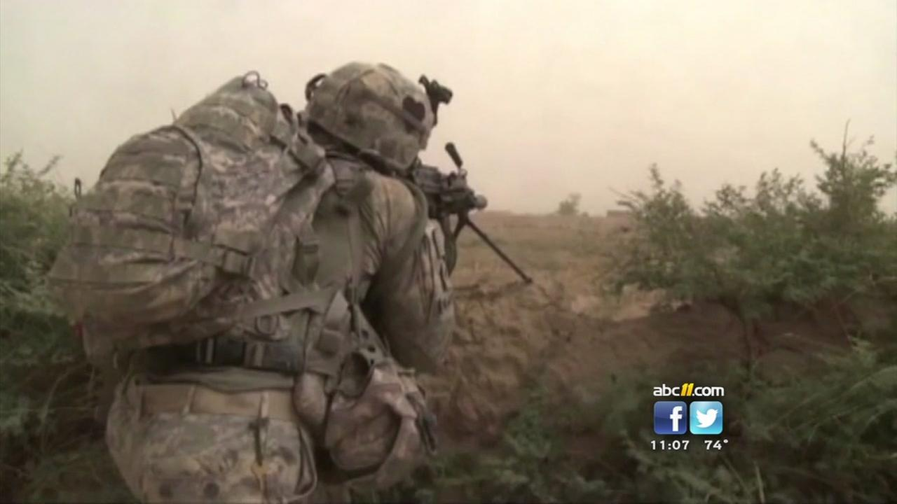 Ft Bragg soldiers headed to Afghanistan