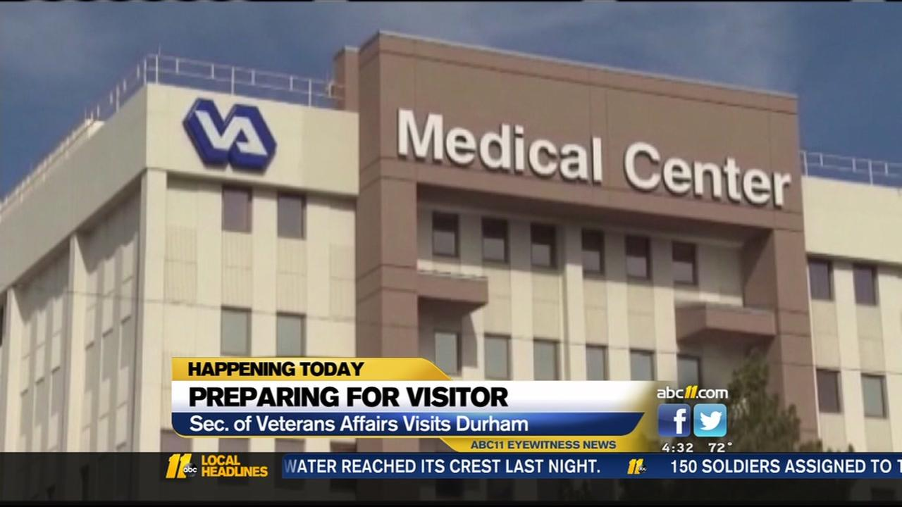 Sec. of Veterans Affairs to visit Durham VA