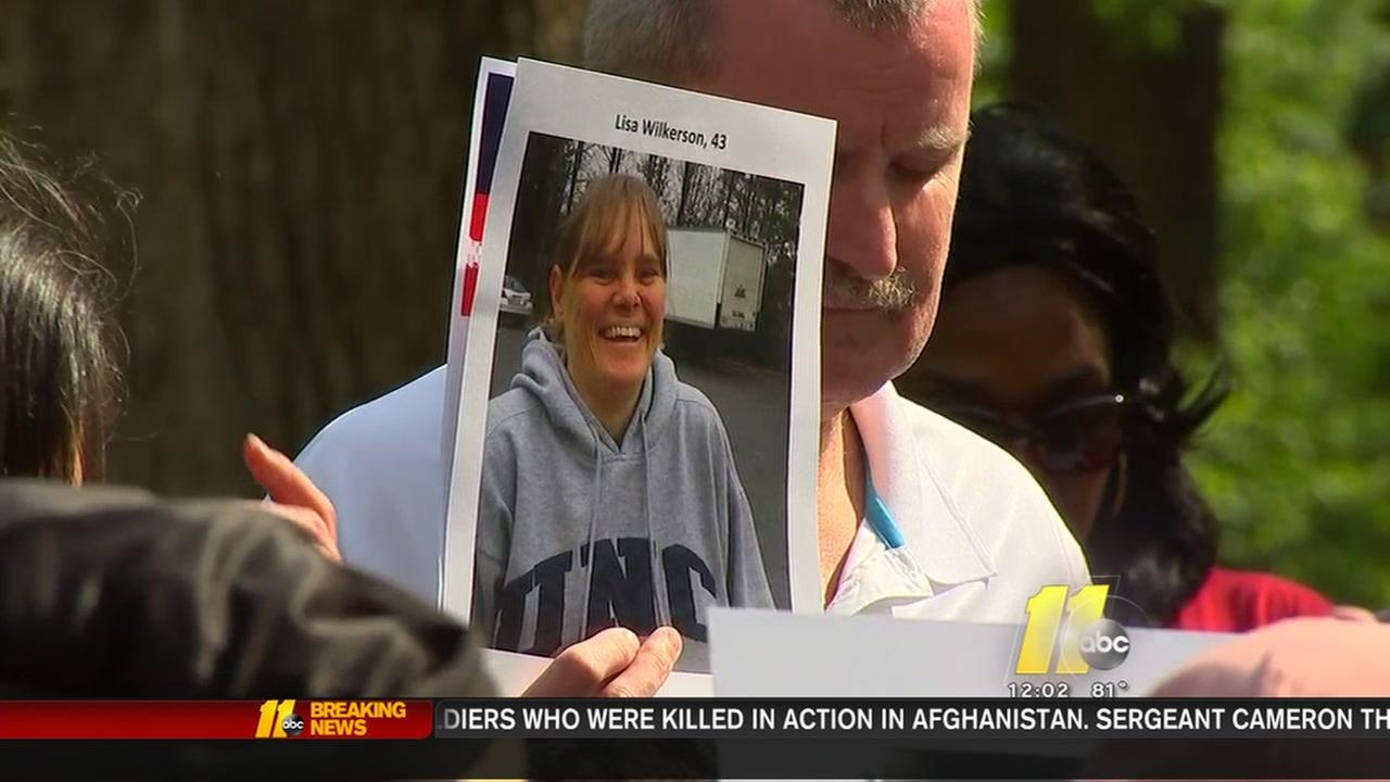 Families of workers killed in accidents gather in Raleigh