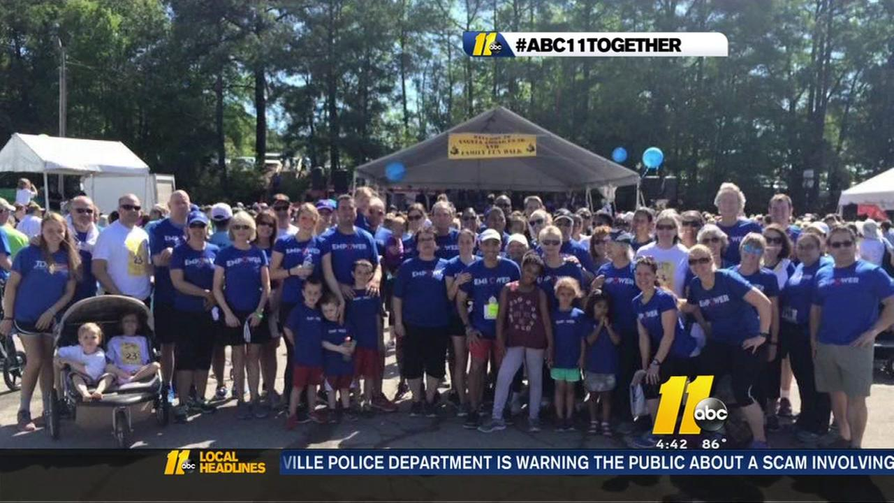 Angels Among Us 5K happening this weekend