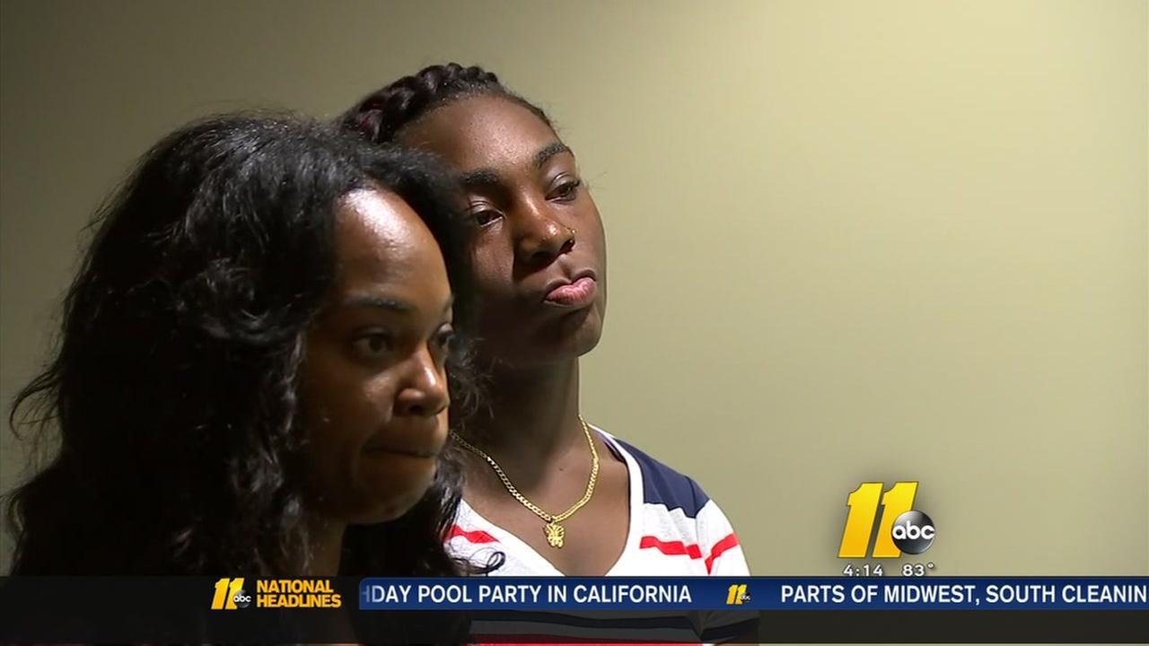Hope Mills 16-year-old accused of stabbing, throwing bleach at teen