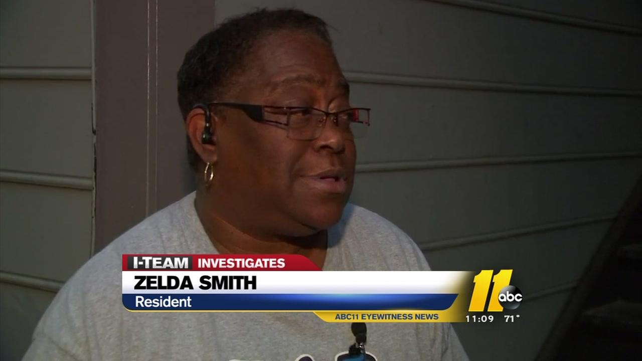 Fight over Garner apartments situation continues