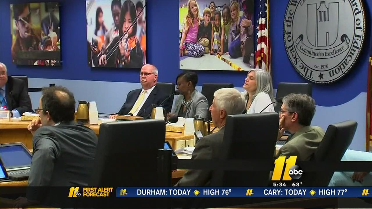 Wake County School Board to consider changes