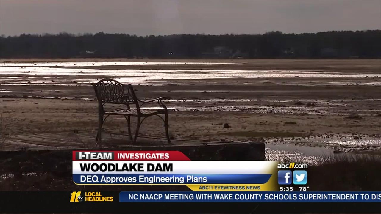 A temporary breach of Woodlake Dam is a solid, small step to rebuilding.