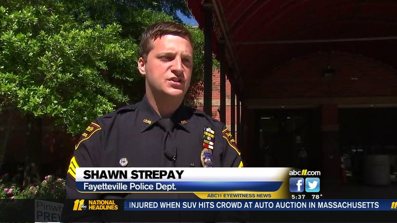 Fayetteville helping businesses reduce crime