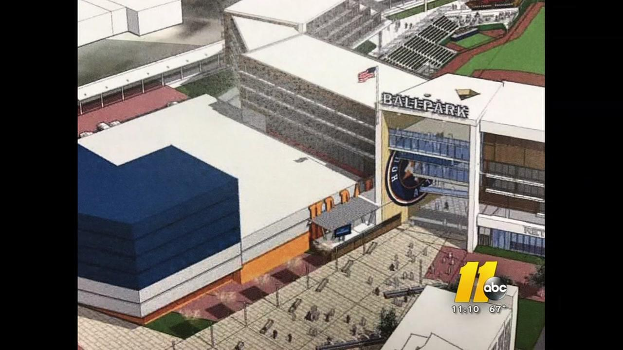 Modifications made to Fayetteville ballpark
