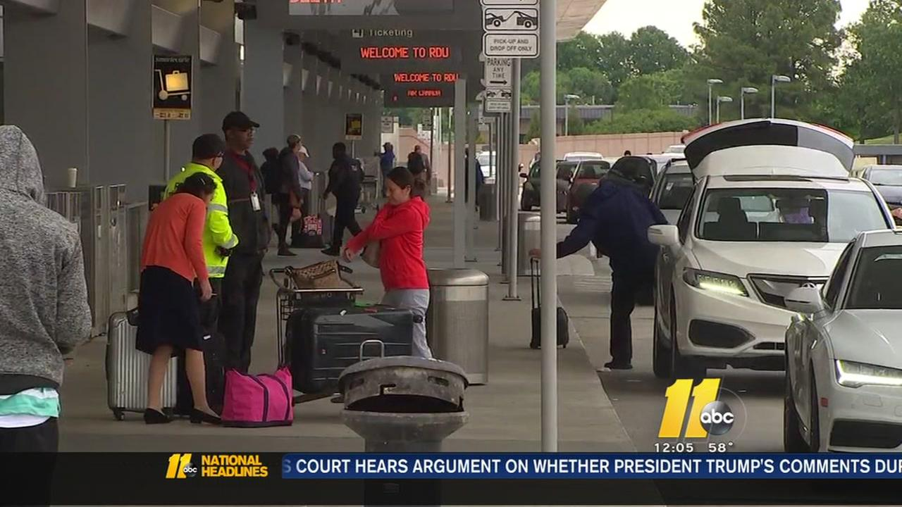 RDU to be busy with Mothers Day and graduations