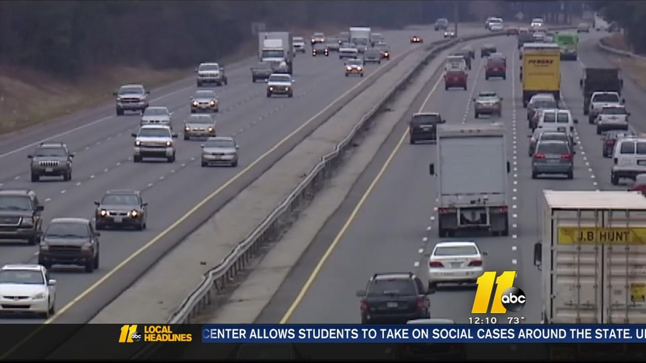 Group says NC needs to spend more on roads
