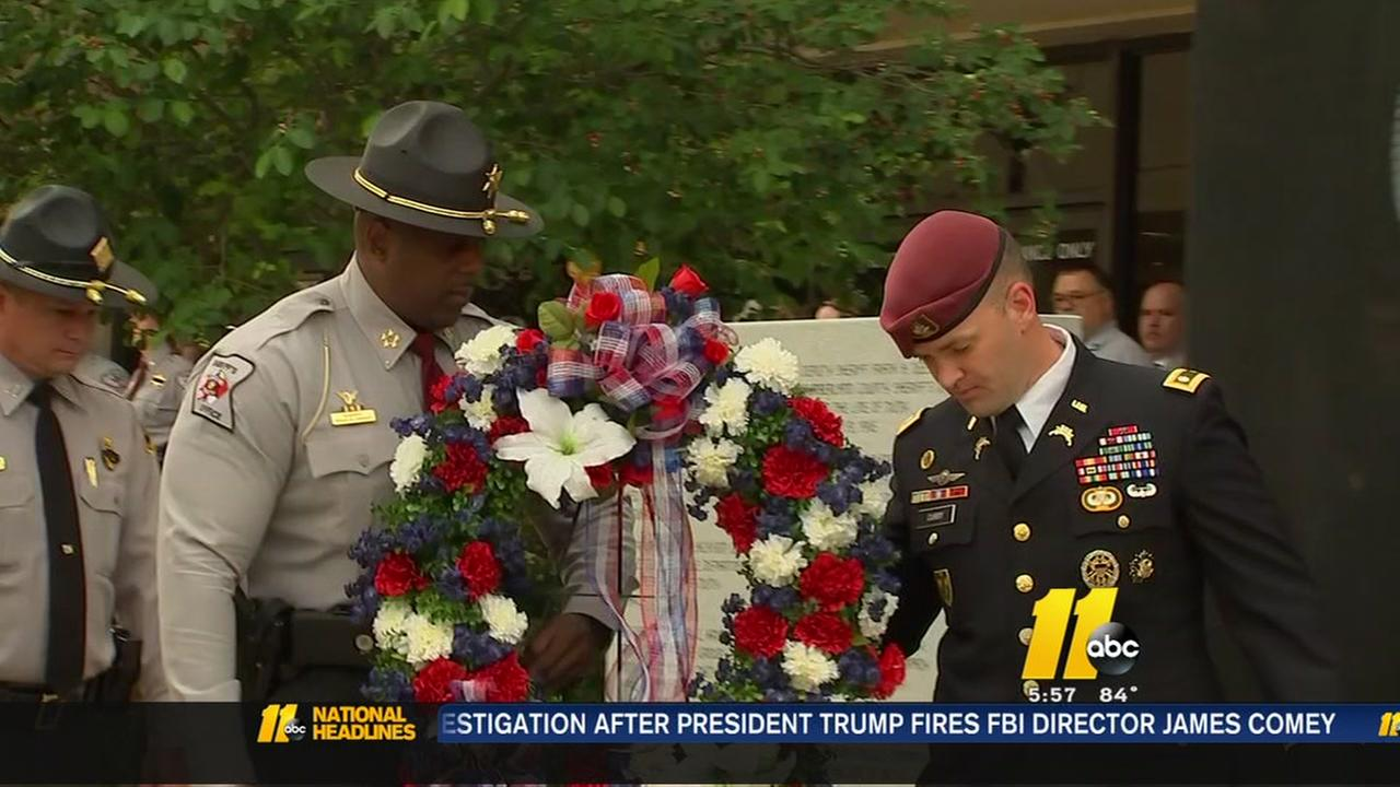 Honoring fallen peace officers in Cumberland County