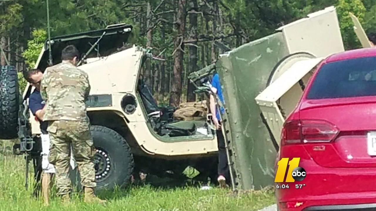 Trucker driver hurts for family of soldier killed in crash