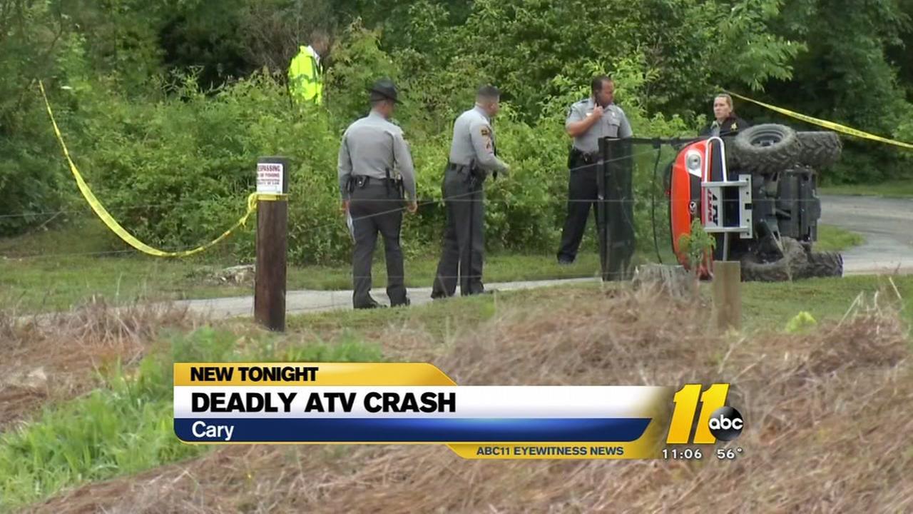 Deadly ATV crash