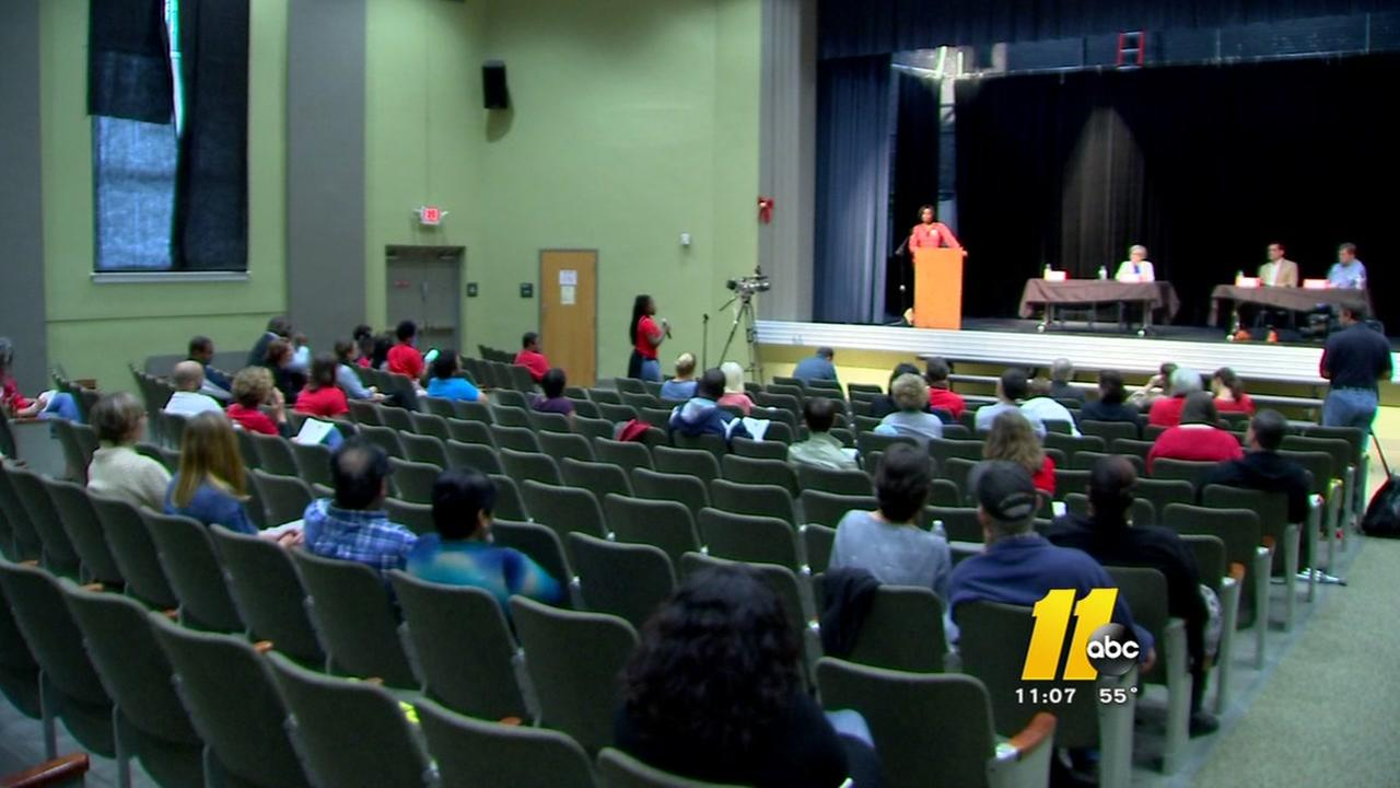 Durham holds town meeting to discuss state budget