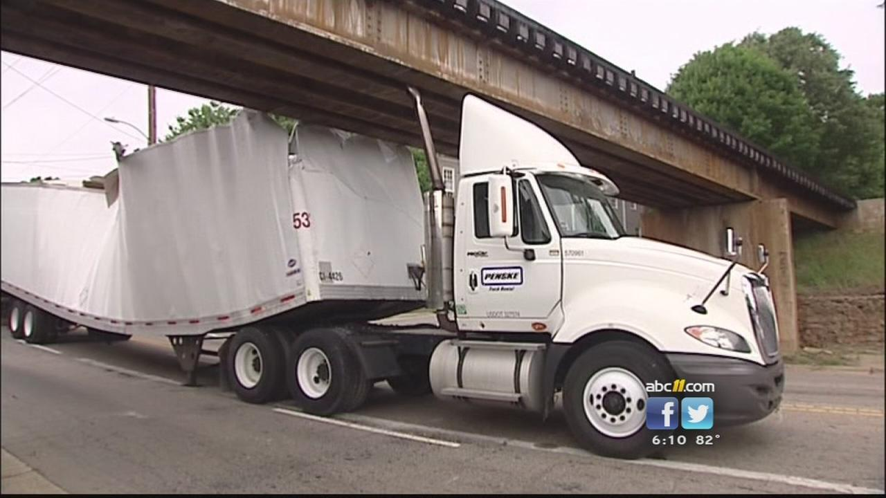 I-Team: Trucks vs. Bridges