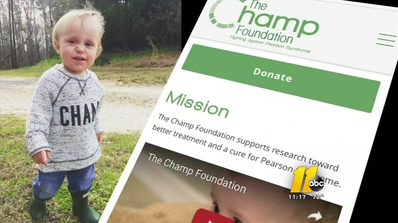 Champ Foundation supports research for Pearson Syndrome