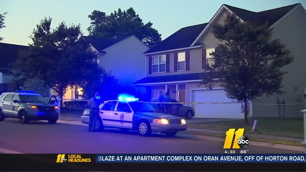 2 men shot in south Raleigh