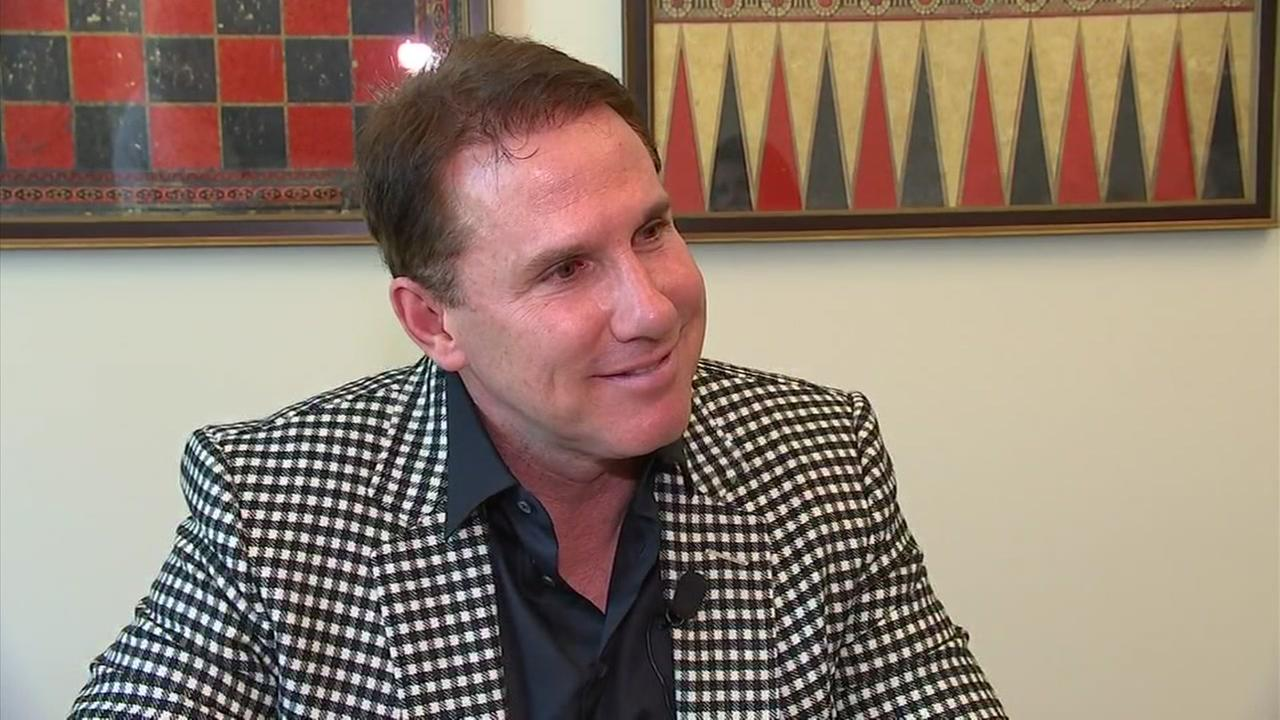 Nicholas Sparks sits down with ABC11