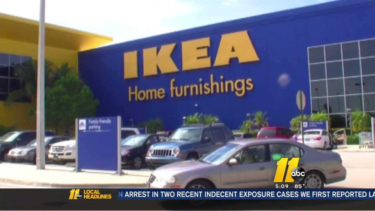 IKEA announces potential Cary store