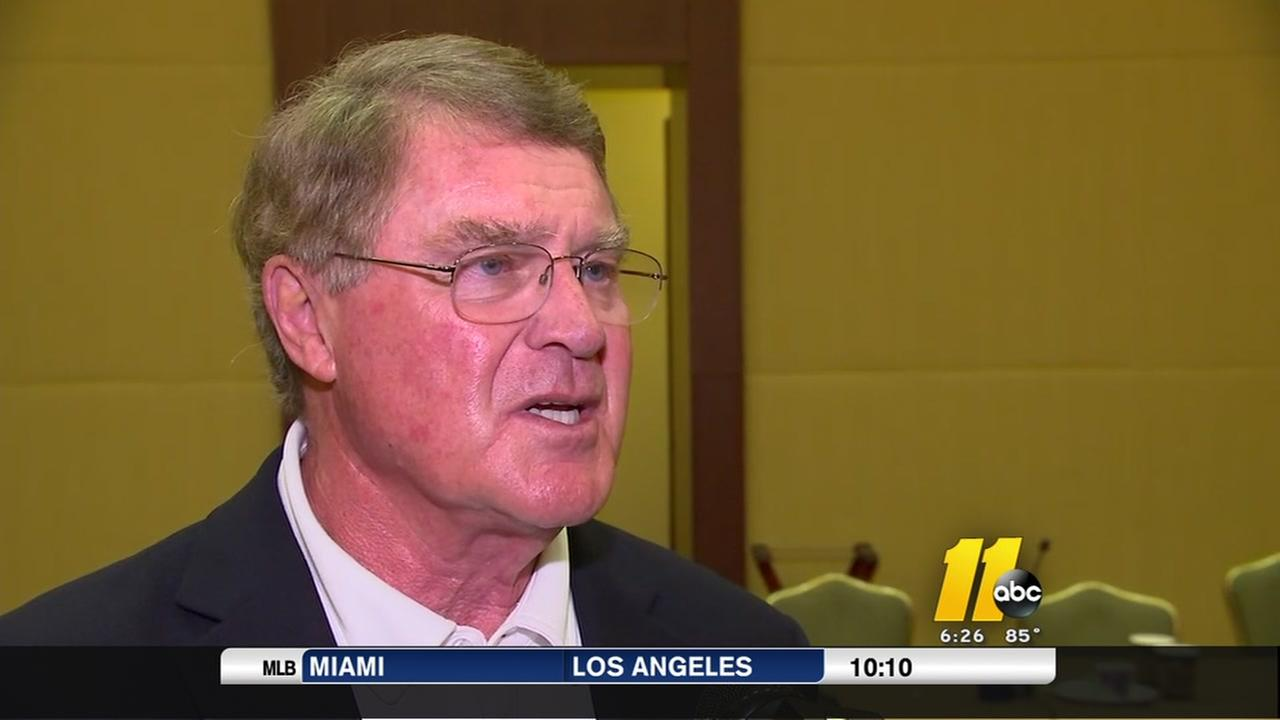 John Swofford touts conference successes at ACC meetings