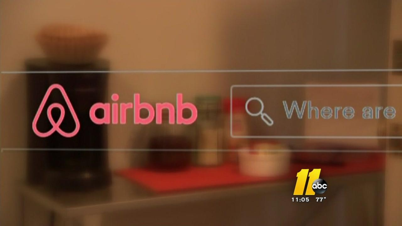 Regulation rules for Airbnb move forward in Raleigh