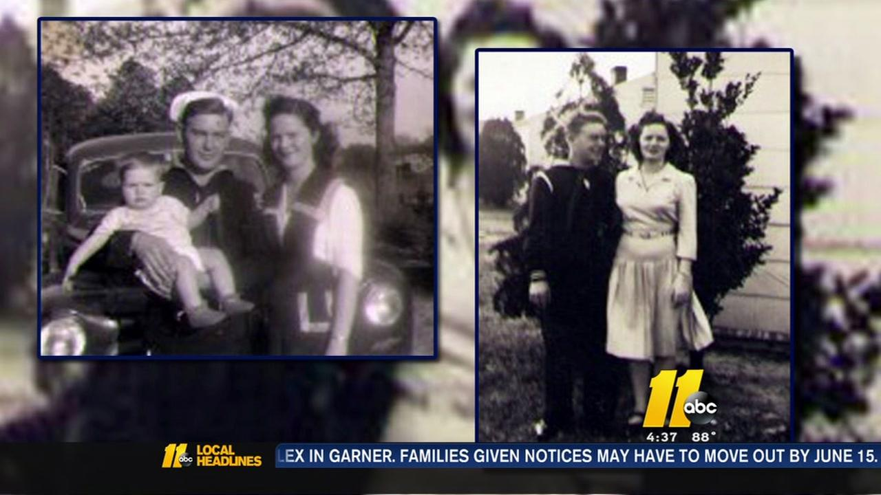 Raleigh couple celebrates 75th anniversary