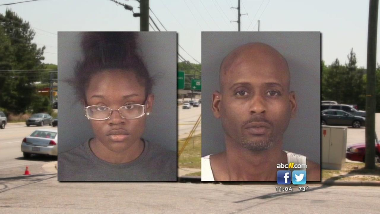 2 arrested in Fayetteville shooting, victim in critical condition