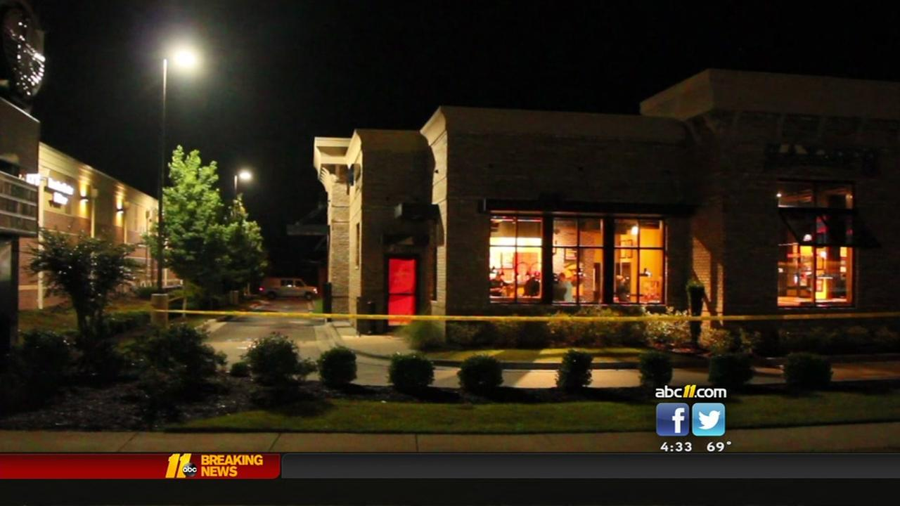 Fayetteville police searching for shooter after shots fired at Zaxbys