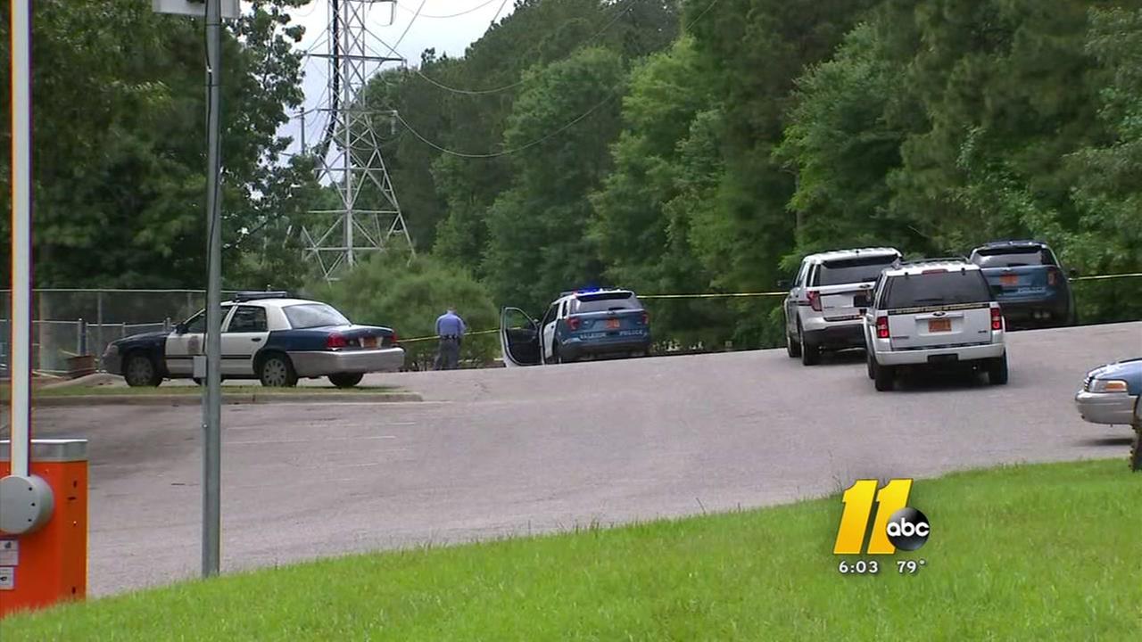 Man shot at Raleigh park