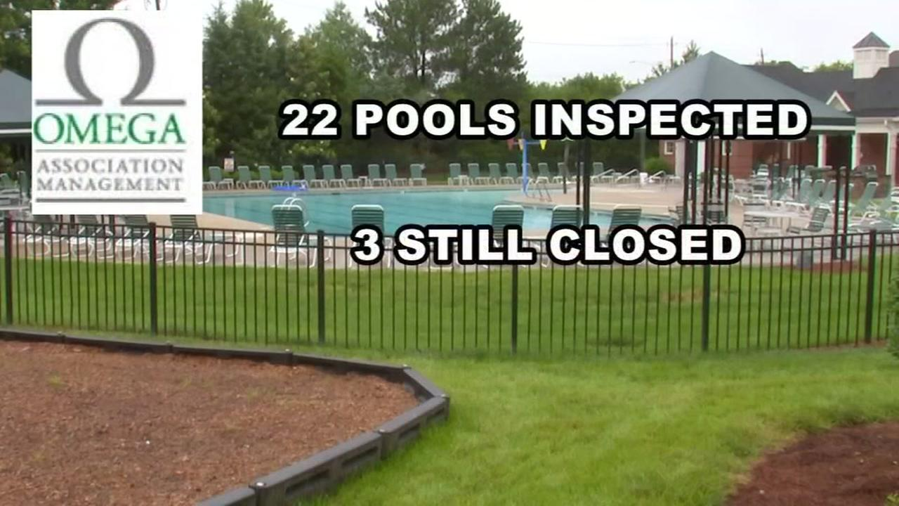 New emphasis on safety at Triangle pools