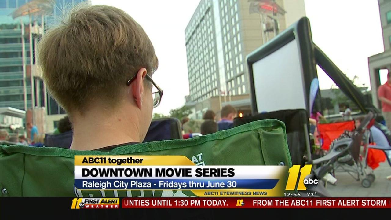 Downtown Movie Series