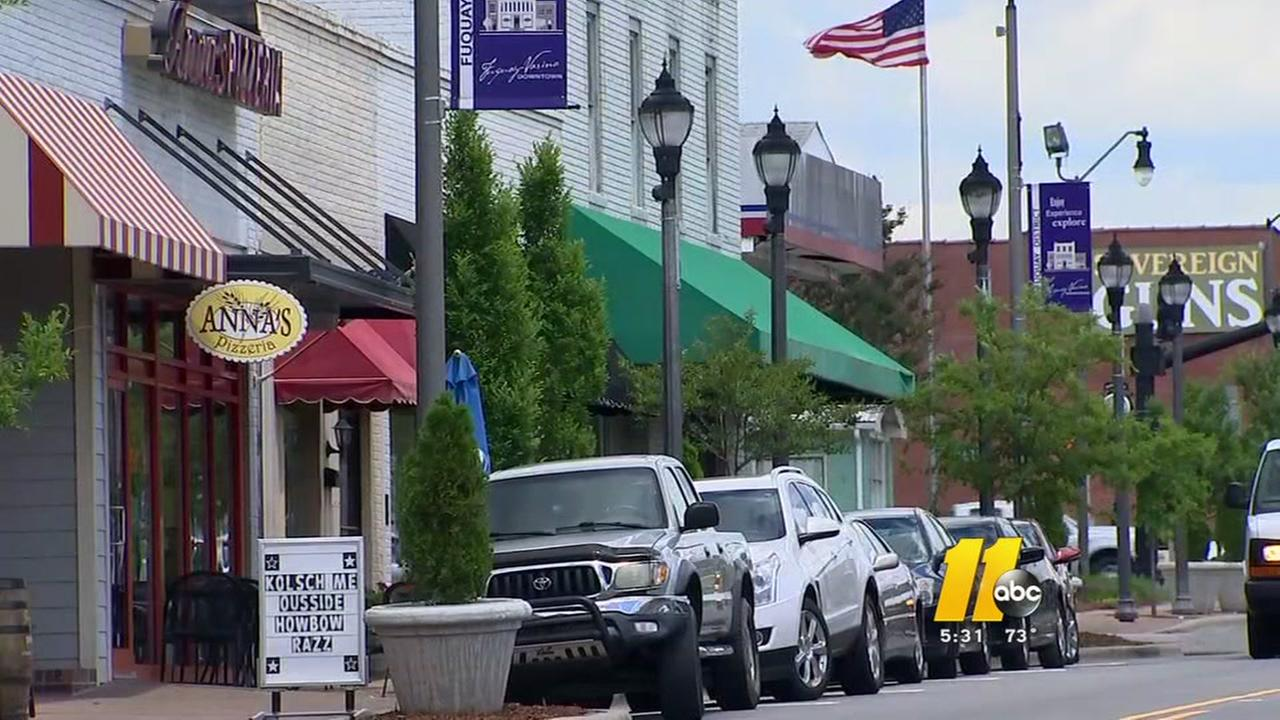 Wake County small towns are booming