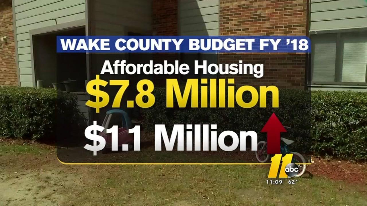 Wake County facing affordable-housing crisis