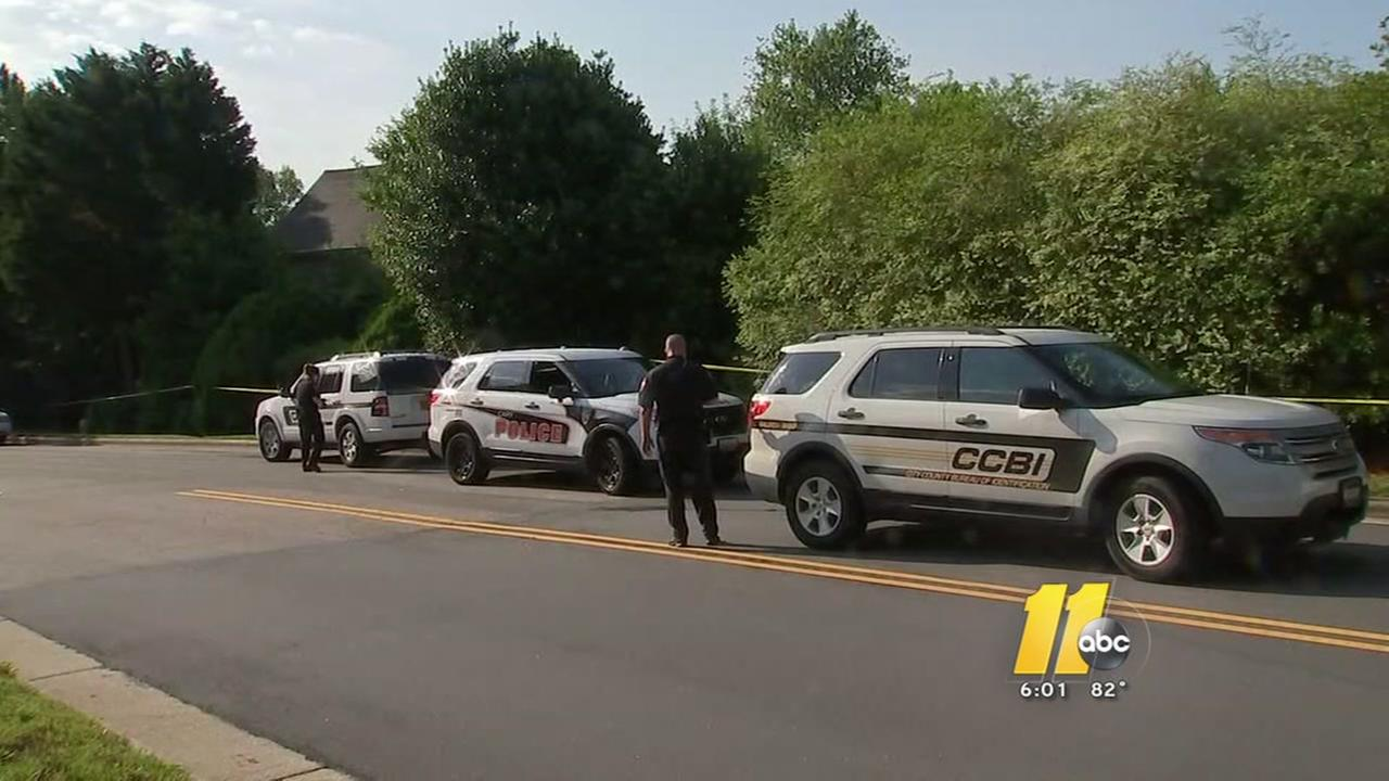 Officer shoots, kills burglary suspect in Cary, victims speak out