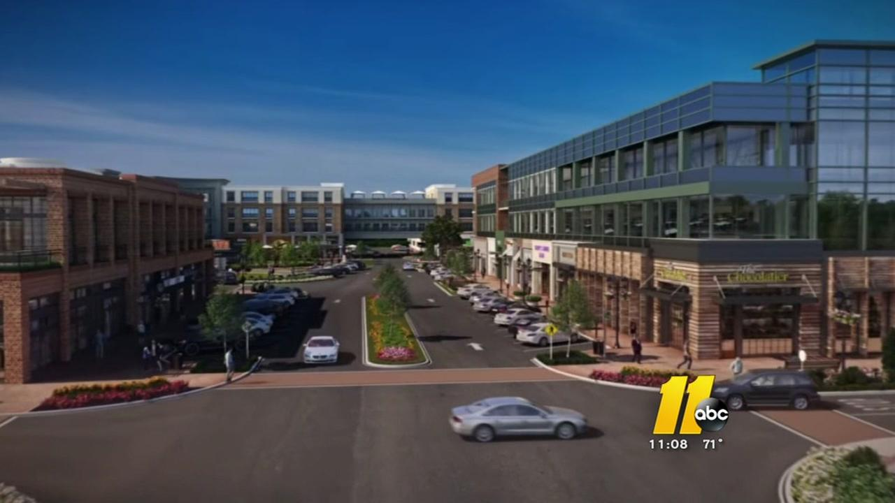 Cary development shows no signs of slowing.