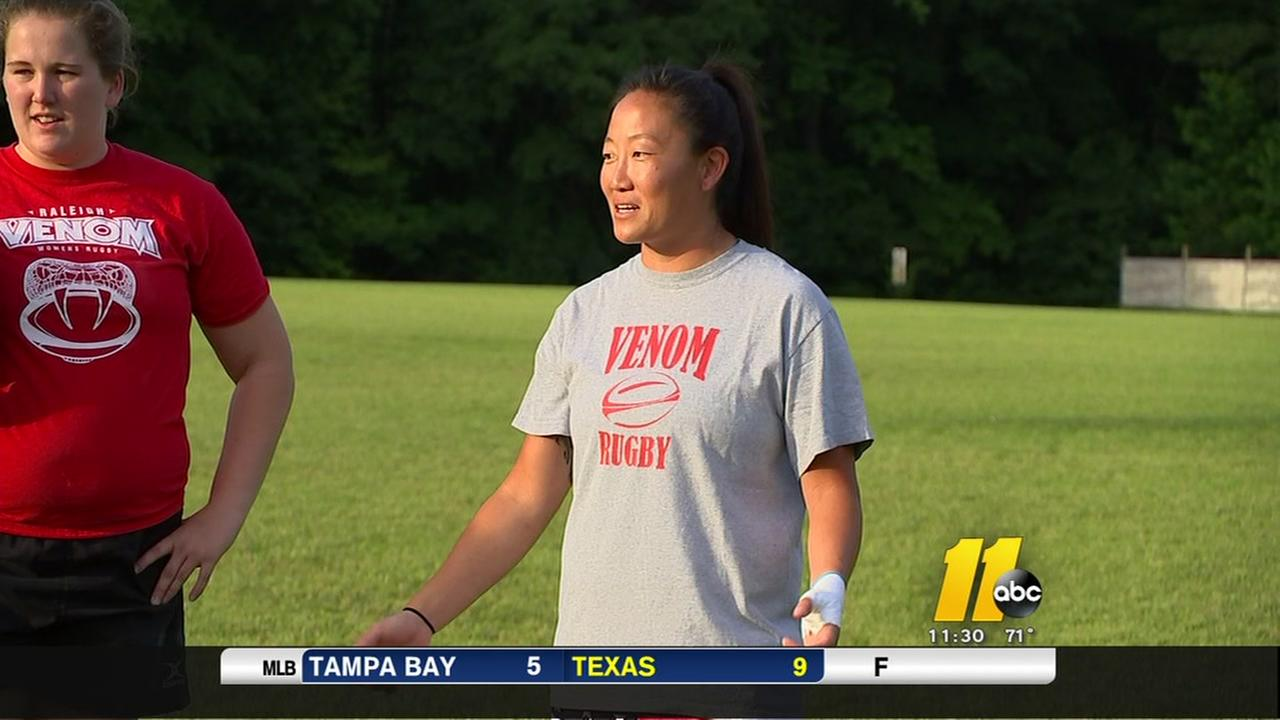 Raleigh Venom prepare for national championship
