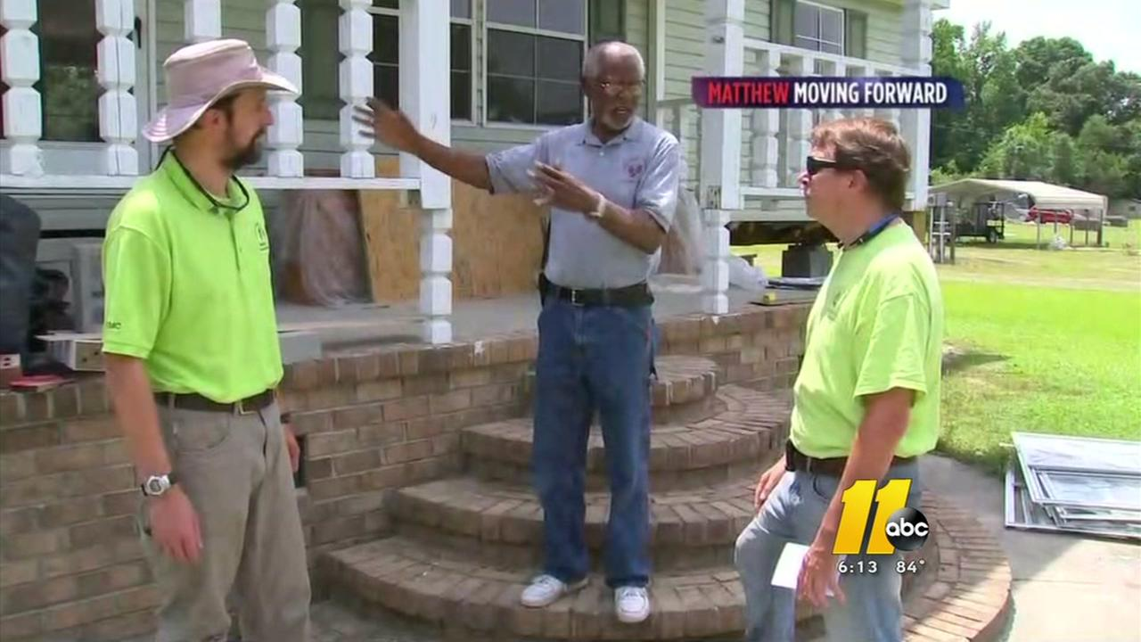 Moving forward after Matthew