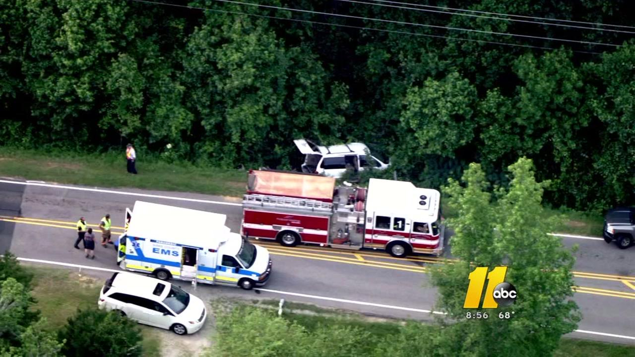 Man killed in Fuquay-Varina crash