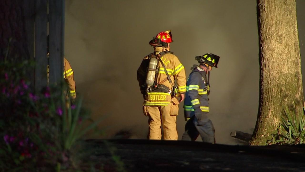 Man killed in Wake County fire