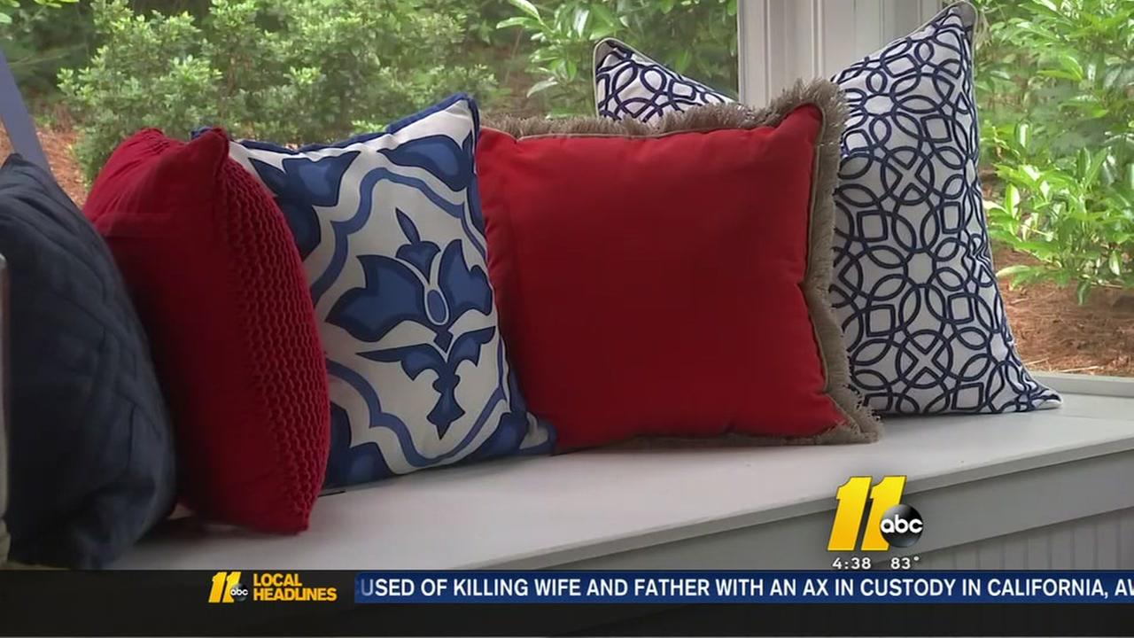 Wake County moms launch online home design business